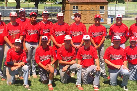 Wellington's 15 yo's - State Tourney Bound!