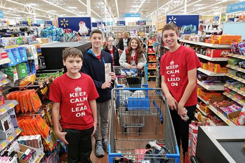 WMS Leadership Angel Tree Purchases