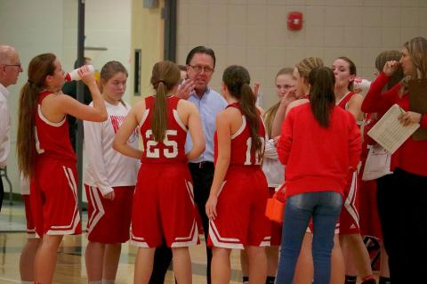 Lady Crusaders Upset Haven Lady Wildcats 012518