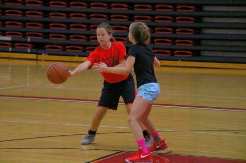 Girls Basketball Camps