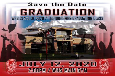 Graduation slated for July 12th