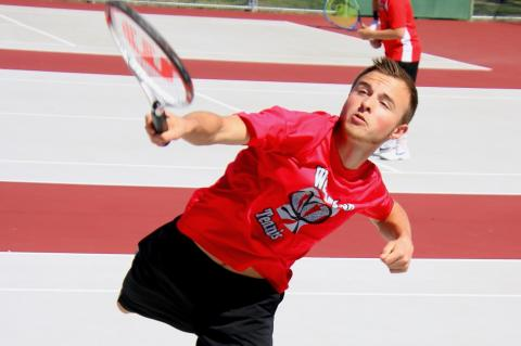 WHS JV BOYS TENNIS - Dominic Shore