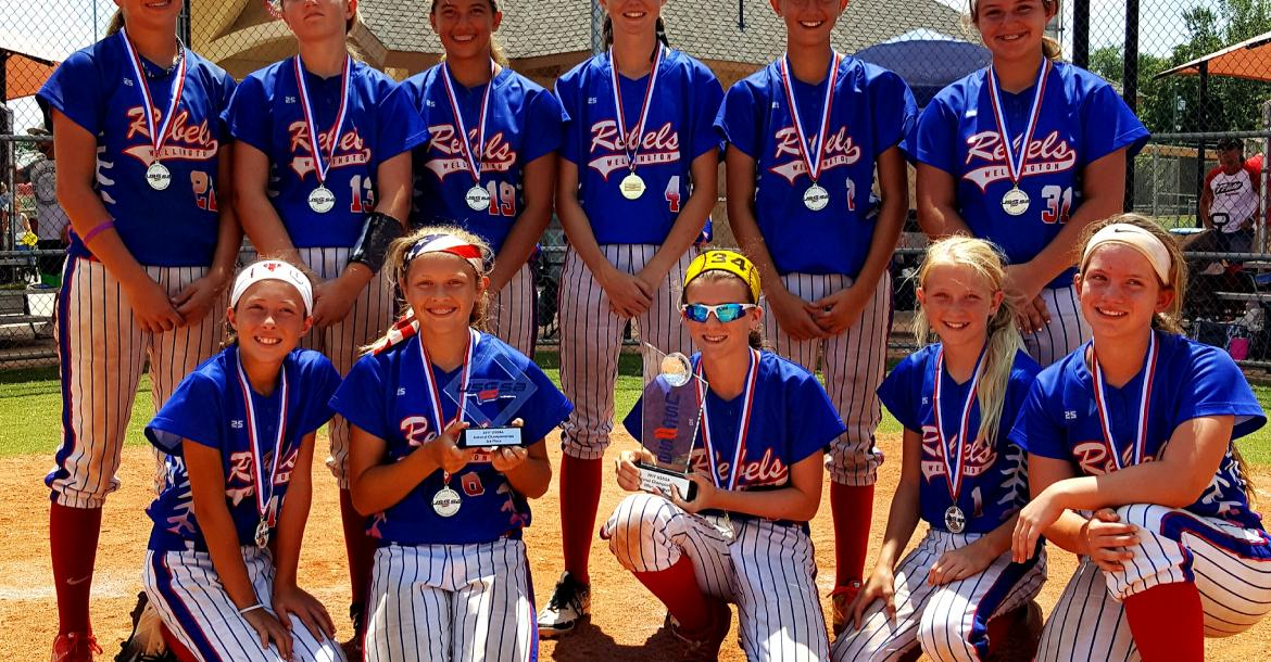Wellington Rebels 12U USSSA Tournaments 2017