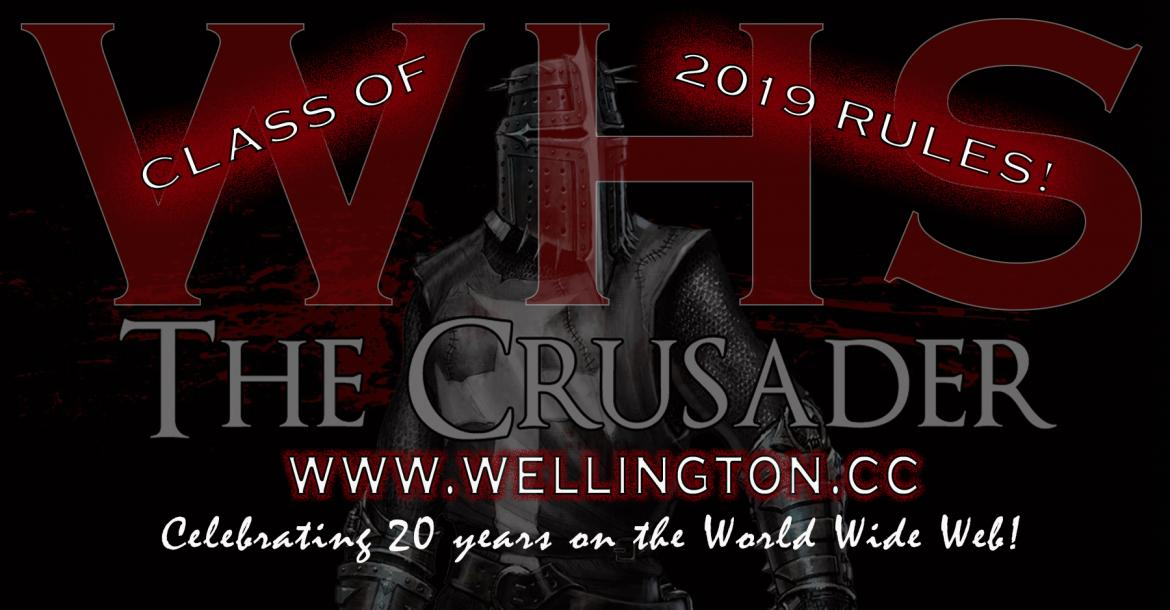 Crusader Website 2019 - 20th Yr. Anniversary!