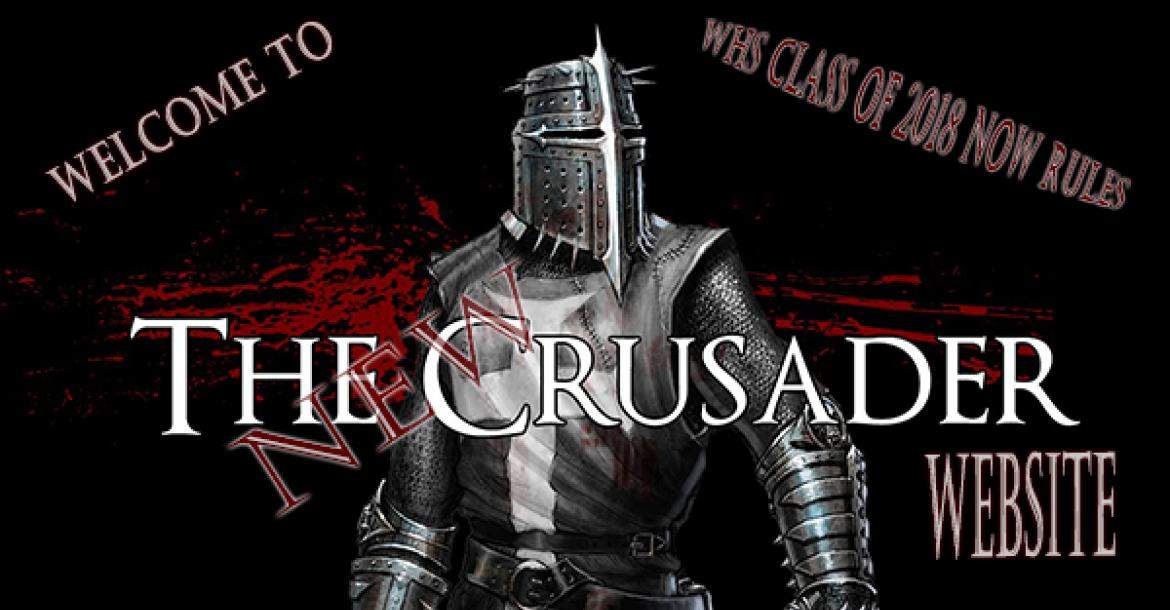 Welcome to the NEW CRUSADER WEBSITE