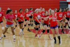 Fall Sports Practices Begin