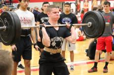 WHS Powerlifting Meet 020119