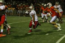 WHS vs AHS - Zander Vargas 23/77 yds rushing (TD)