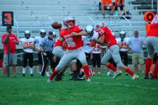Korbin Jones WHS QB