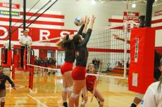 Volleyball vs McPherson