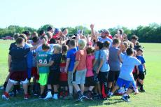Youth Football Camp 2019