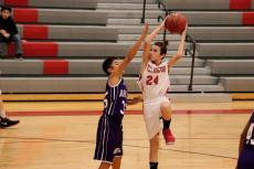 Colten Henning Knight Basketball