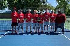 2019 Regional 4A Boys Tennis @ Winfield